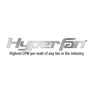 Hyper Fan Stealth 150mm