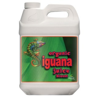 Iguana Juice Organic Bloom OIM 4lt