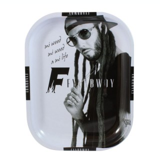 Super Smoker Fyahbwoy Tray Small