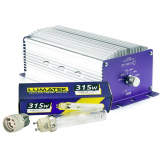 Lumatek CMH 315W Kit (Ballast-Lamp-Adaptor)