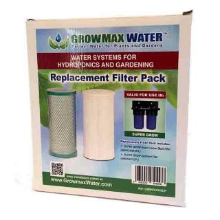 Super Grow Replacement Filter Pack