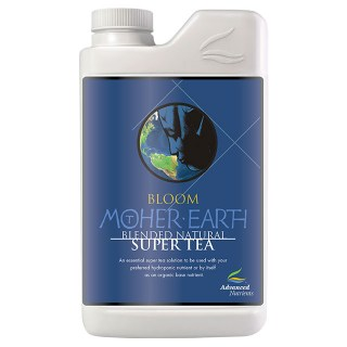 Mother Earth Organic Tea Bloom 1lt