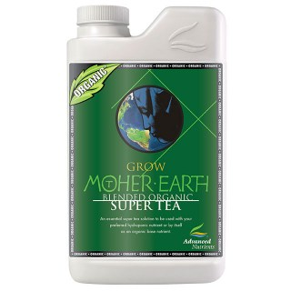 Mother Earth Organic Tea Grow 1lt