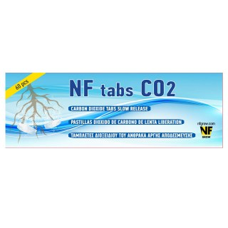 CO2 Tabs Extra Slow 60pcs