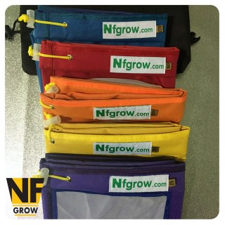 NF Grow Bubble Bags 19lt Set Of 5