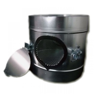 Odour Control Duct 125mm