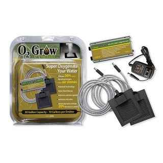 O2 Grow 2020 with 1 Emitter for 75.7lt
