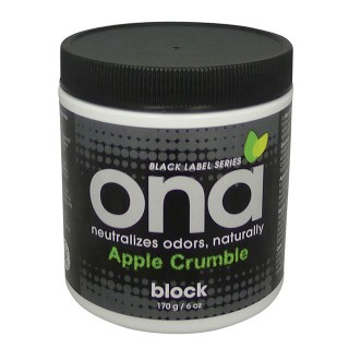 Ona Block Apple Crumble 170gr