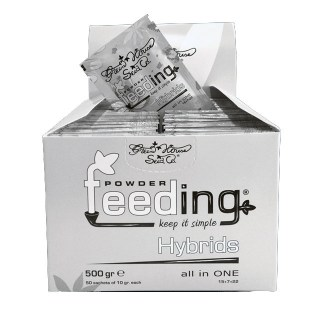 Powder Feeding Hybrid 125gr