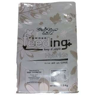 Powder Feeding Hybrid 2.5kg