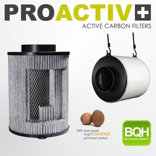 ProActiv Carbon Filter 150mm/300mm/460m3