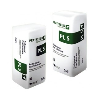 Τύρφη - Professional Organic PL-1 (0-5mm) 250lt (Block)