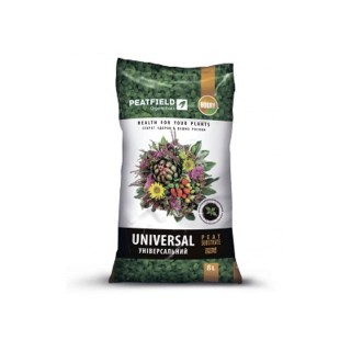 Peat Substrate Universal Peatfield 80lt (τσουβάλι)