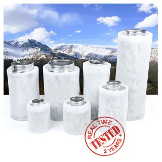Mountain Air Carbon Filter 250mm/1000mm 2293m3/h