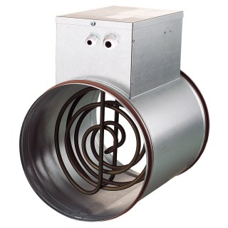 Vents Duct Heater 250mm/1200W