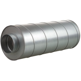 Vents Ventilation  Silencer  100mm x 60cm