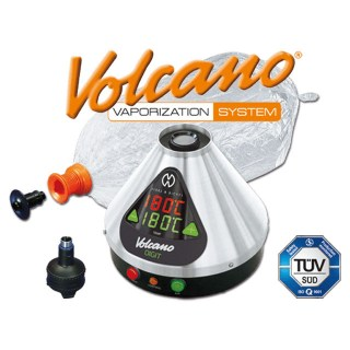 Volcano Digit With Easy Valve Set
