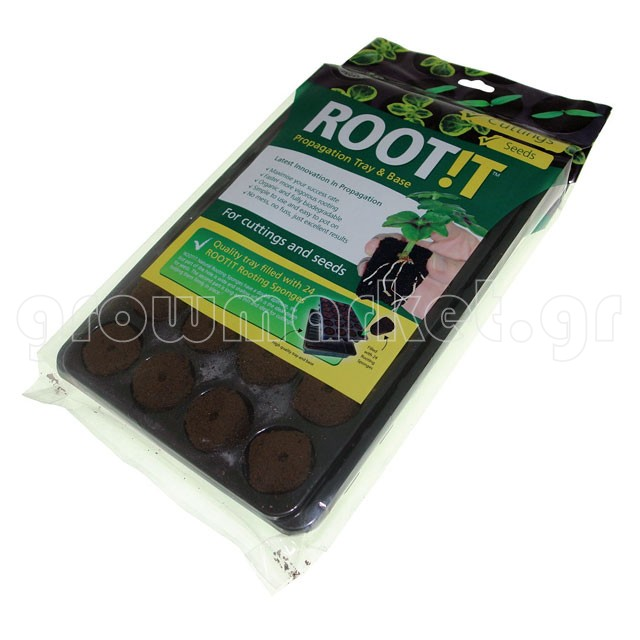Root!t 24 Filled Insert&Tray