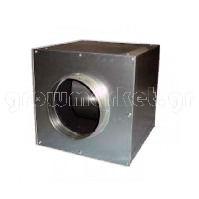 Siklon Vent 1500m3 Metal insulated