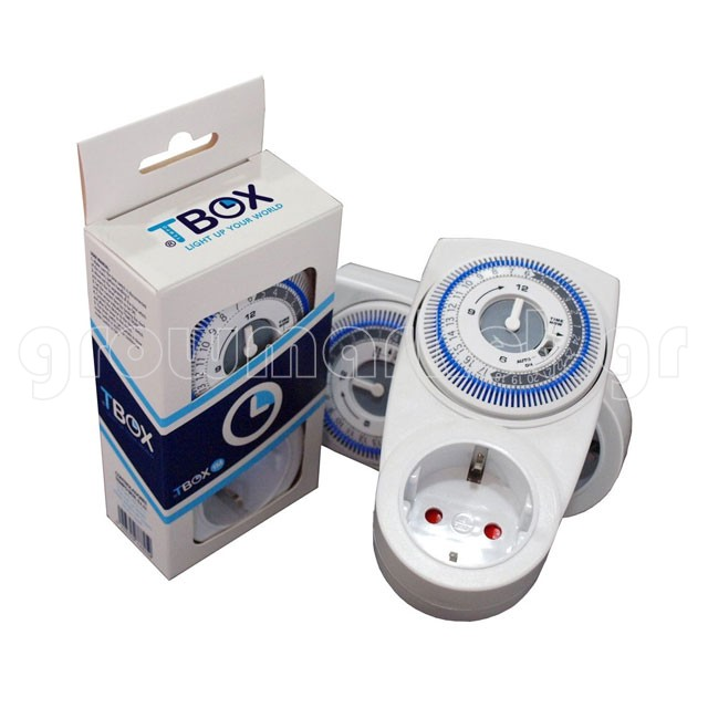 Tempo Box Mechanical Timer 1M