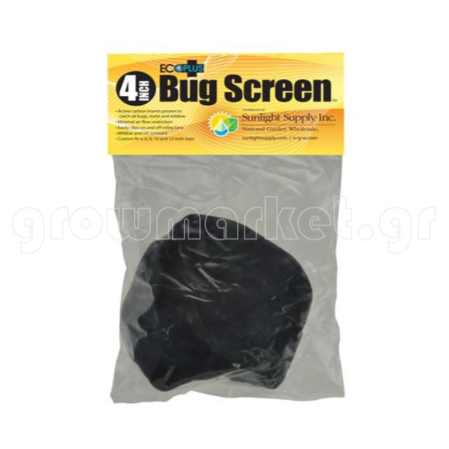 Black Ops Bug Screen w/ Active Carbon Insert 4
