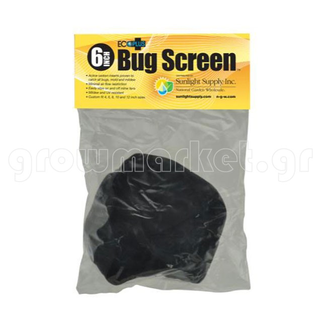 Black Ops Bug Screen w/ Active Carbon Insert 6