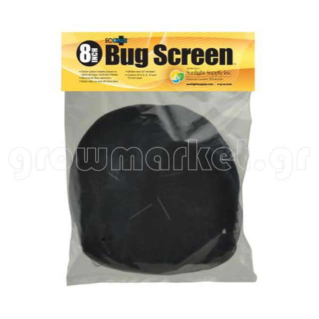 Black Ops Bug Screen w/ Active Carbon Insert 8