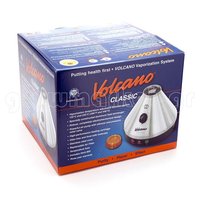Volcano Classic With Easy Valve Starter