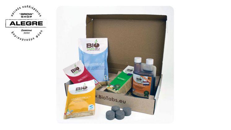 Καλλιεργήστε οργανικά με Biotabs