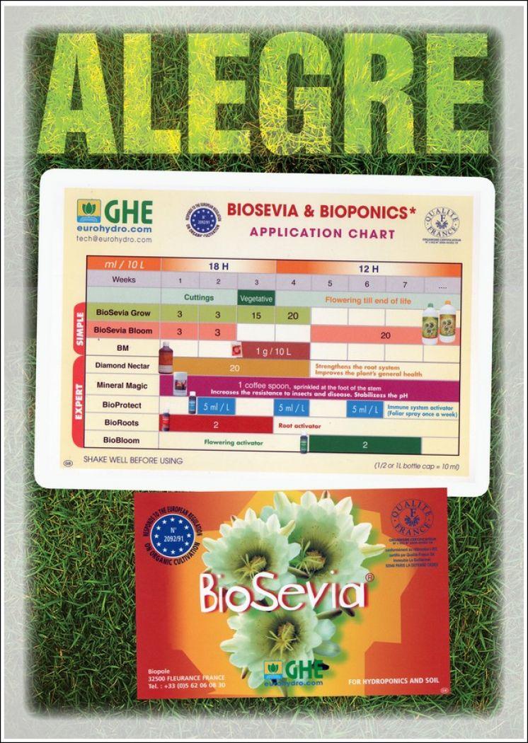 GHE Biosevia Bioponics
